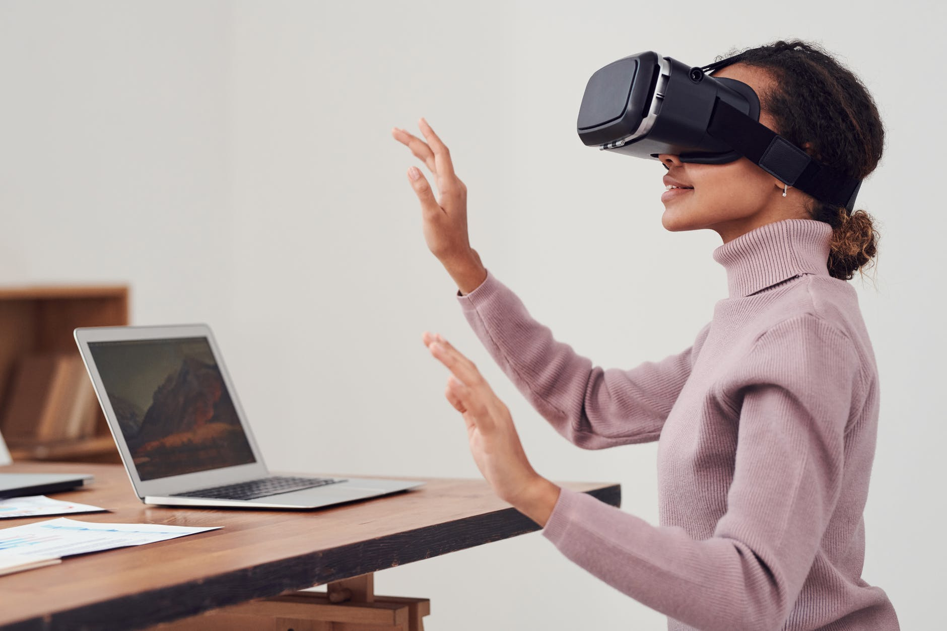 VR симулятор